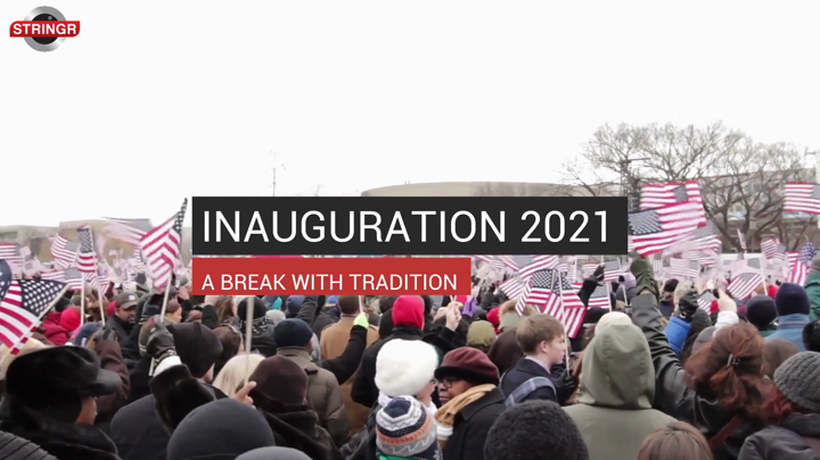 Inauguration: A Break with tradition