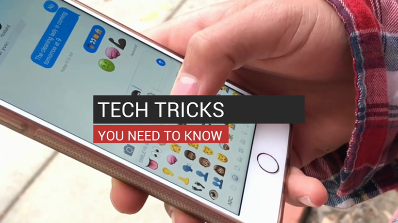 Tech Tricks You Need To Know