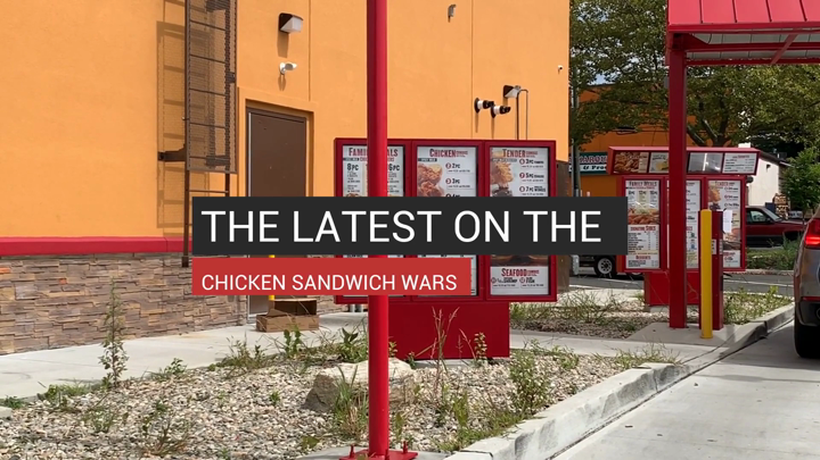The Latest on the Chicken Sandwich Wars