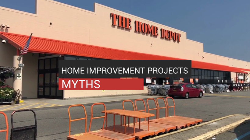 Myths About Home Improvement Projects