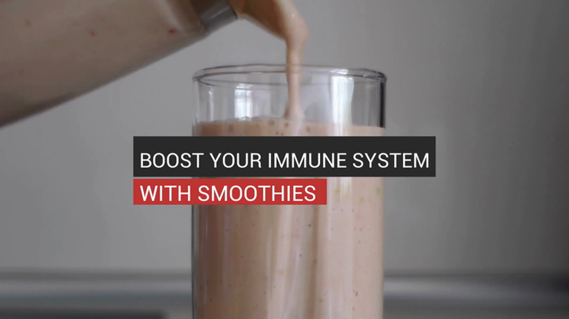 Boost Your Immune System With Smoothies
