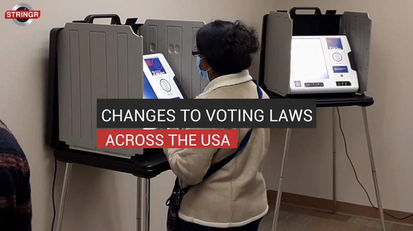 Changes To Voting Laws Across The US