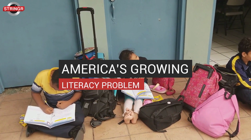 America's problem with reading