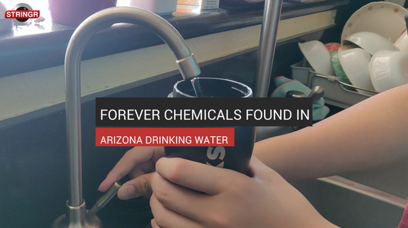 Forever Chemicals Found In Arizona Drinking Water