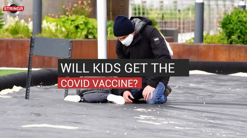 Will Kids Get The COVID Vaccine?