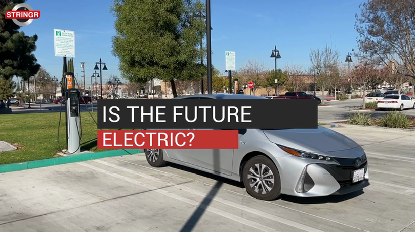 Is The Future Electric?