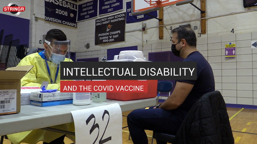 Intellectual Disability And The COVID Vaccine