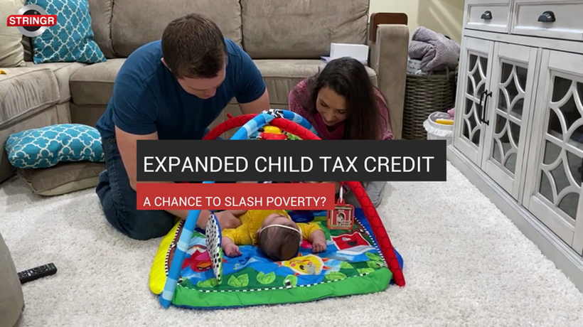 Expanded Child Tax Credit: A Chance To Slash Poverty?