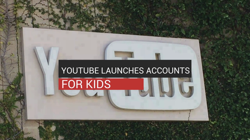 YouTube Launches Accounts For Kids