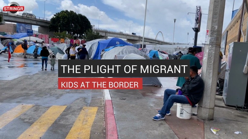 The Plight of Migrant Children at the Border