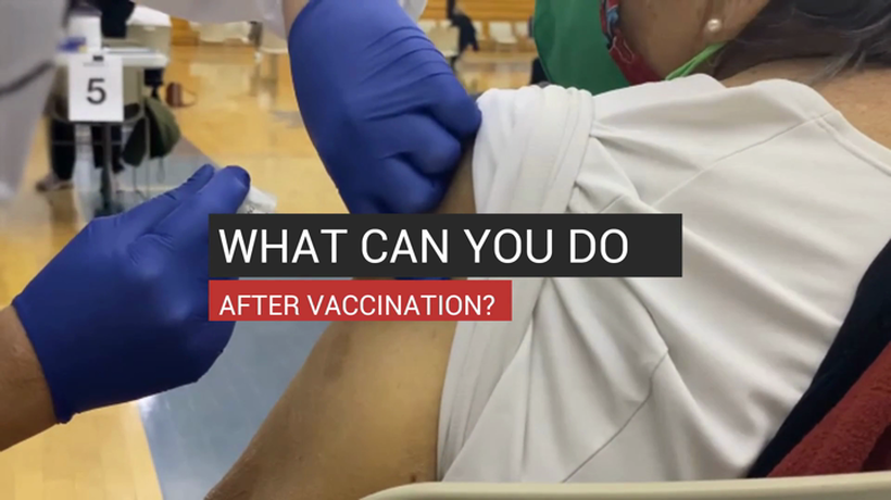 What Can You Do After Vaccination?