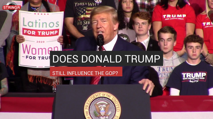 Does Donald Trump Still Influence The GOP?