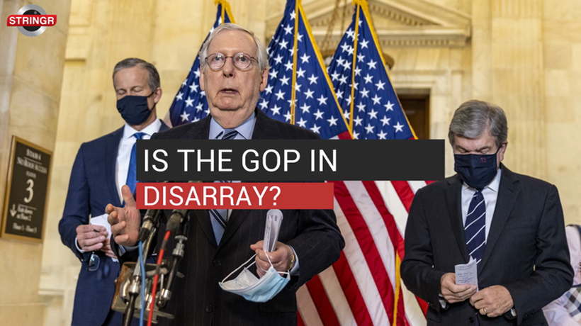Is the GOP in Disarray?