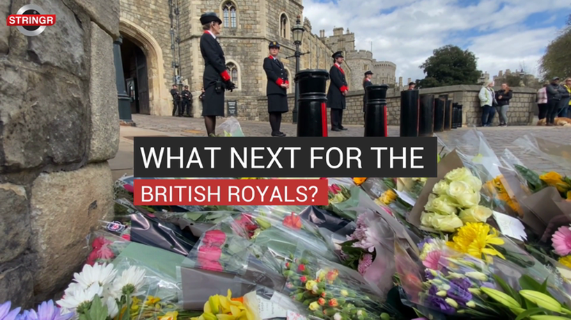 What Next For The British Royals