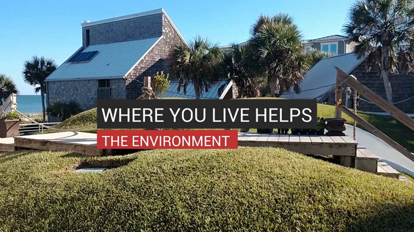 Where You Live Helps The Environment