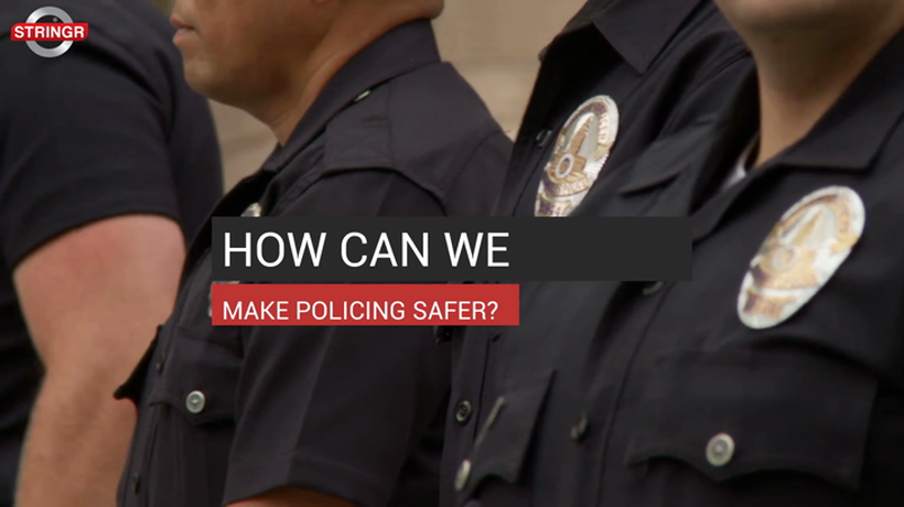 How can we make policing safer?