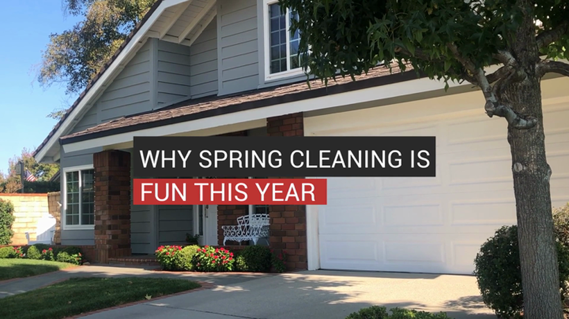 Why Spring Cleaning is Fun This Year