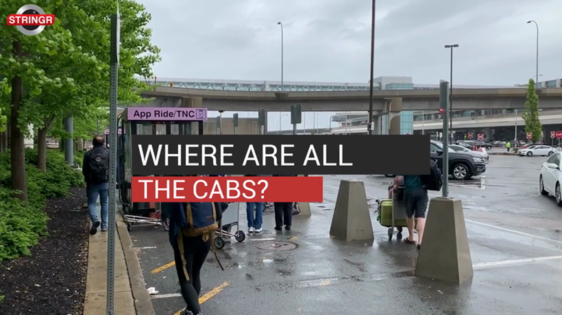 Where Are All The Cabs?