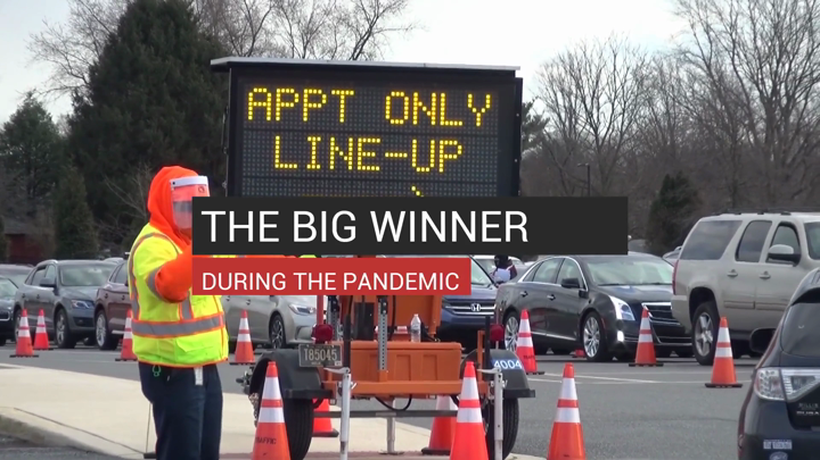 The Big Winner During The Pandemic