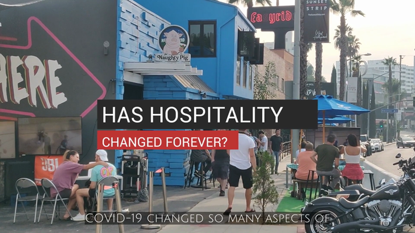 Has Hospitality Changed Forever?