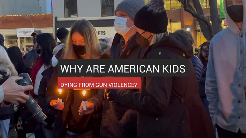 Why Are American Kids Dying From Gun Violence?