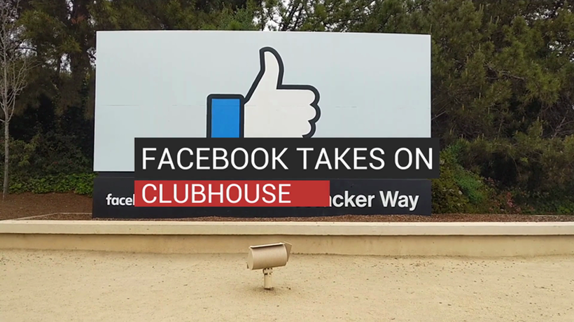 Facebook Takes on Clubhouse