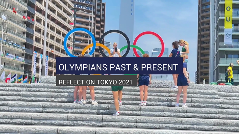 Olympians Past & Present Reflect on Tokyo 2021