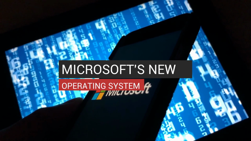 Microsoft's New Operating System