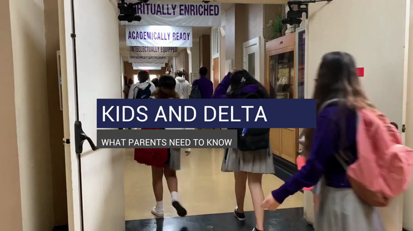 Kids And Delta: What Parents Need To Know