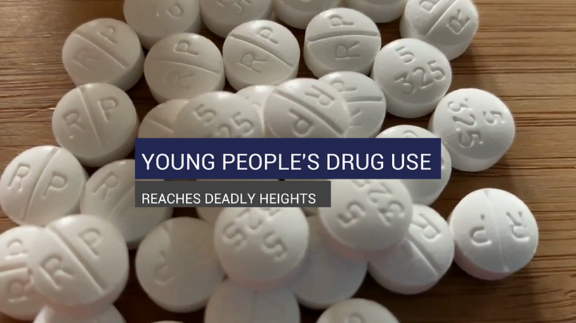 Young People's Drug use Reaching Deadly Heights