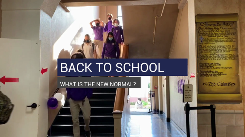 Back To School: What Is The New Normal?