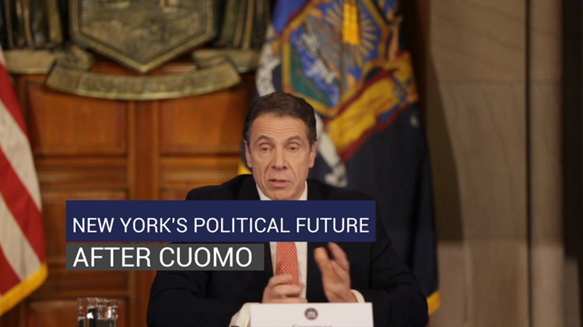 New York's Political Future After Cuomo