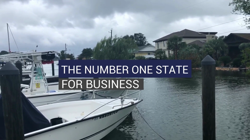 The Number One State for Business