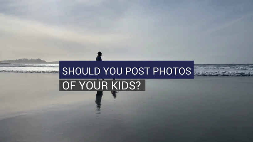 Should You Post Photos of Your Kids