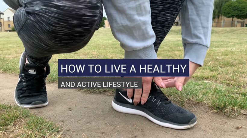 How To Live A Healthy And Active Lifestyle