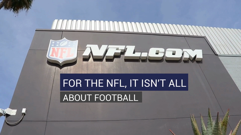 For the NFL, it isn't All About Football