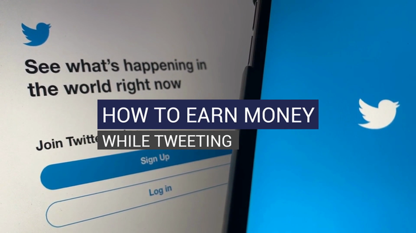 How to Earn Money While Tweeting