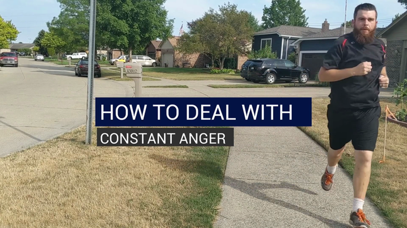 How to Deal With Constant Anger