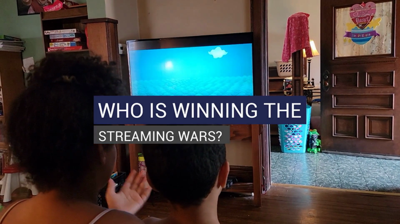 Who Is Winning The Streaming Wars?