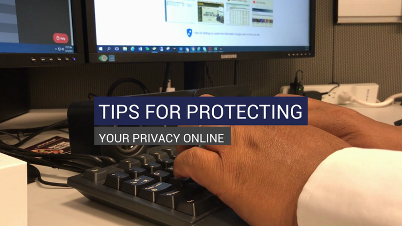 Tips For Protecting Your Privacy Online