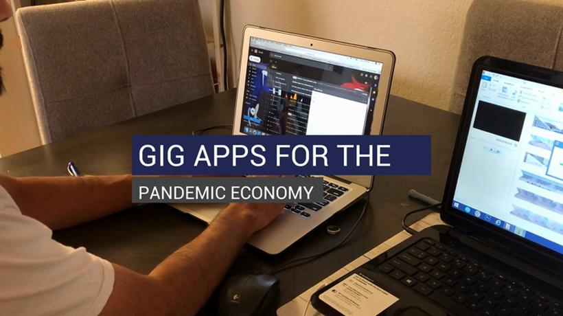 Gig Apps For The Pandemic Economy - Subtitled