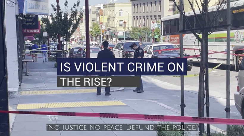 Is Violent Crime On The Rise?