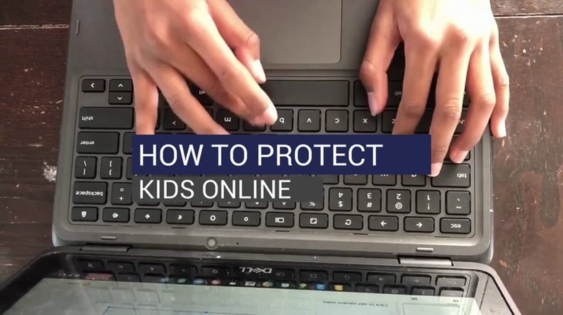 How to Protect Kids Online