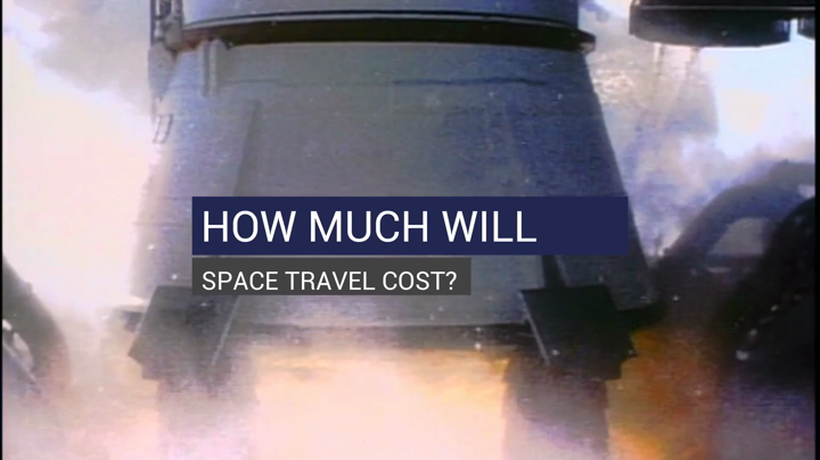 HOW MUCH WILL SPACE TRAVEL COST?