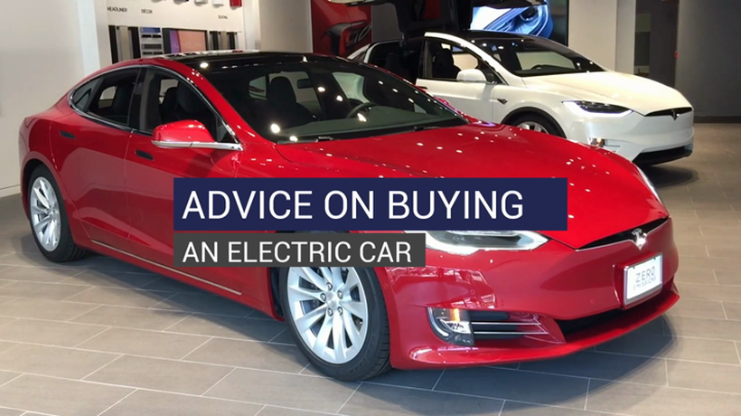 Advice On Buying An Electric Car