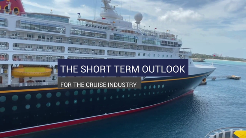 The Short Term Outlook For The Cruise Industry
