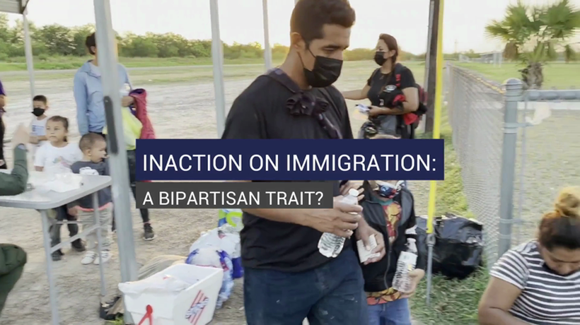 Inaction on Immigration: a bipartisan problem?