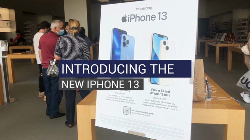 Introducing The New iPhone13