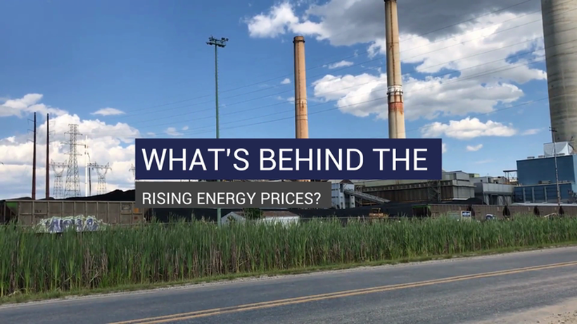 What's Behind The Rising Energy Prices?