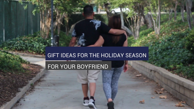Gift Ideas For The Holiday Season For Your Boyfriend - Subtitled